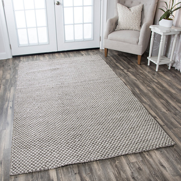 Rizzy Home Twist Collection Lexi Pattern Rectangular Rugs