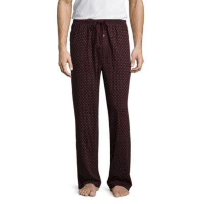Stafford Men's Knit Pajama Pants - Tall
