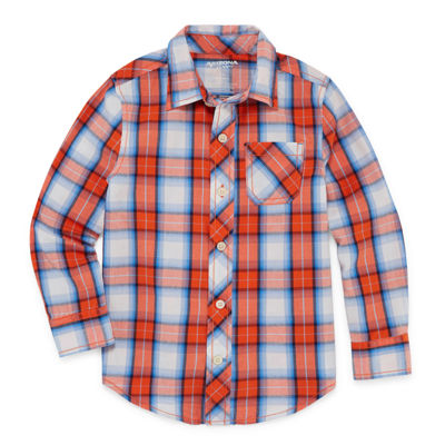 Arizona Long-Sleeve Woven Shirt