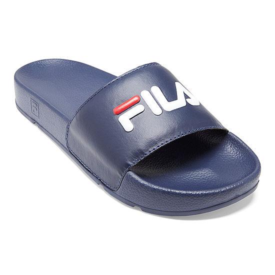 f6eaa5d070d9 Fila Drifter Womens Slide Sandals JCPenney
