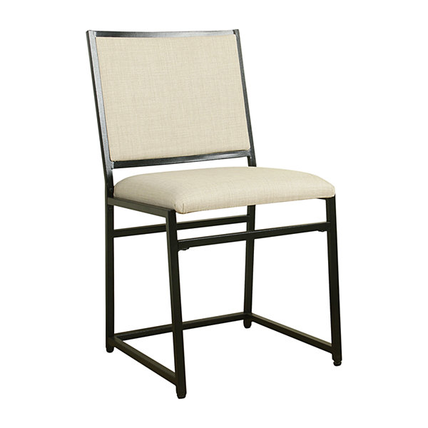 Home Pop Industrial Metal Dining Chair