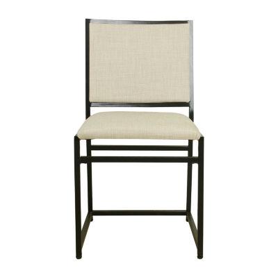Home Pop Industrial Metal Dining Chair