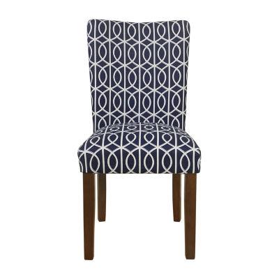 HomePop Bella Parsons chair