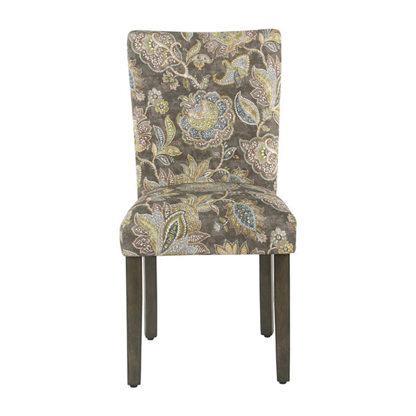 HomePop Parsons chair