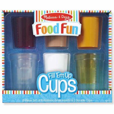Melissa & Doug® Food Fun Fill 'Em Up Cups