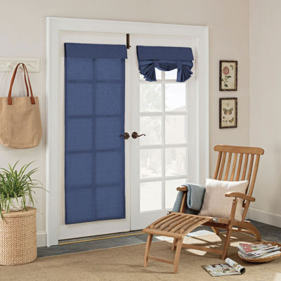 Parasol Key Largo Grommet-Top Door Panel Curtain