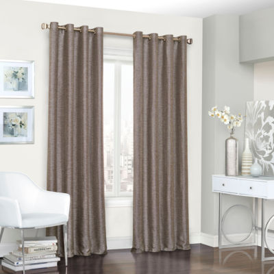 Eclipse Presto Blackout Grommet-Top Curtain Panel