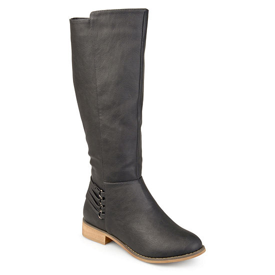Journee Collection Marcel ... Women's Riding Boots 6Grv8t