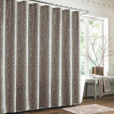 Queen Street Sarah Pearl Shower Curtain