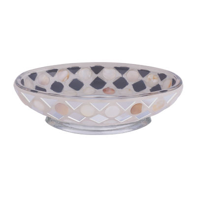 Queen Street Mercer Mosaic Soap Dish