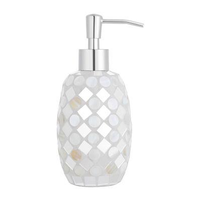 Queen Street Mercer Mosaic Soap Dispenser