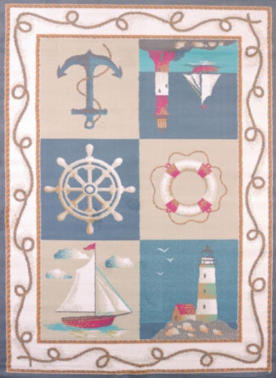 United Weavers Regional Concepts Collection Maritime Coast Rectangular Rug