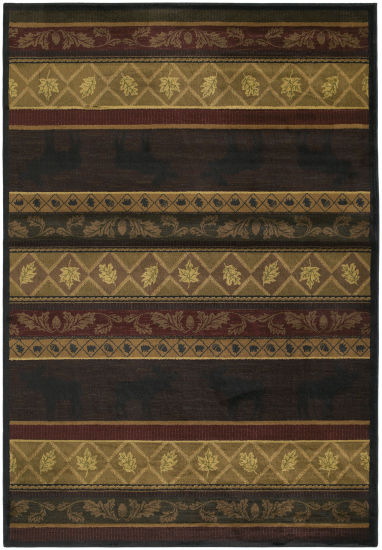 United Weavers Marshfield Genesis Collection MooseRectangular Rug