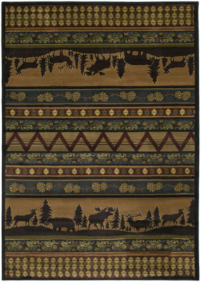 United Weavers Marshfield Genesis Collection PineValley Rectangular Rug