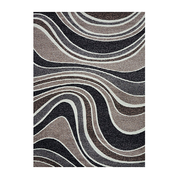 Concord Global Trading Matrix Collection Collection Skyland Area Rug