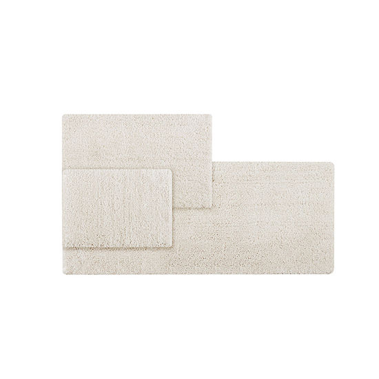 Madison Park Signature Majestic Solid Tufted Bath Rug Collection