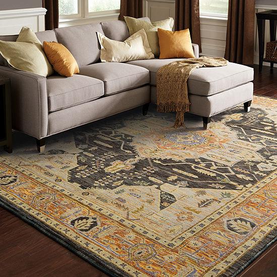 Covington Home Aurora Old World Rectangular Rugs