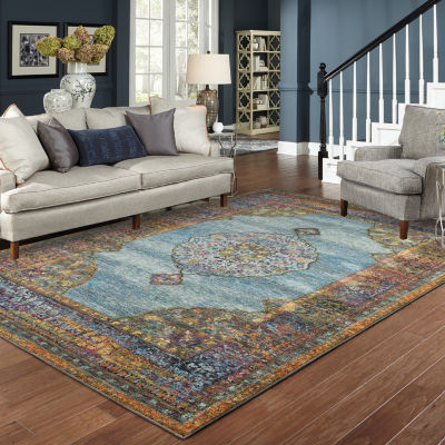 Covington Home Aurora Nights Rectangular Rugs