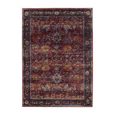 Covington Home Aurora Indo Rectangular Rugs