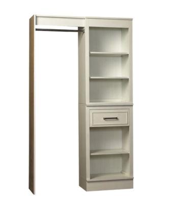 "French Heritage 48"" Closet Storage System"