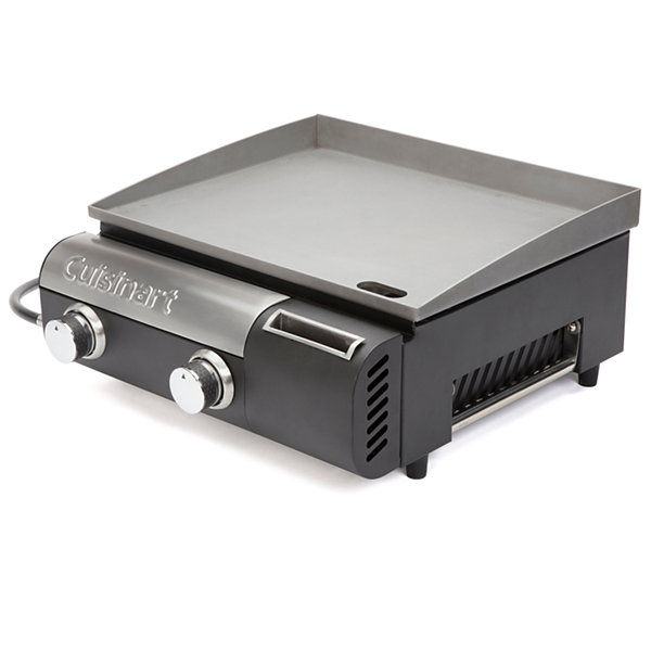Cuisinart® Gourmet Two Burner Gas Griddle  CGG-501
