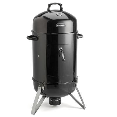 "Cuisinart® Vertical 18"" Charcoal Smoker  COS-118"