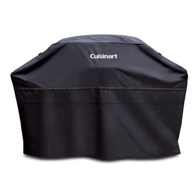 "Cuisinart® 60"" Heavy-Duty Barbecue Grill Cover  CGC-60B"