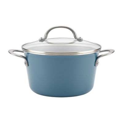 Ayesha Curry™ Home Collection 4.5-qt. Covered Sauce Pot