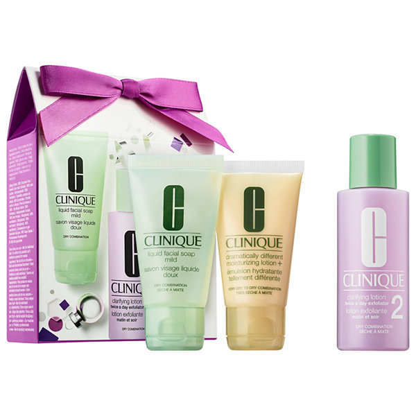 CLINIQUE Great Skin 1-2-3 For Dry Skin