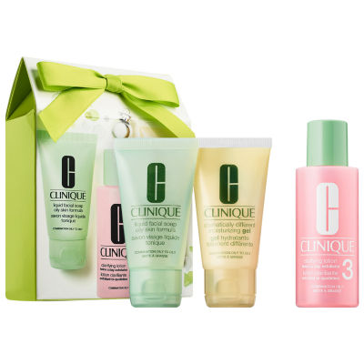 CLINIQUE Great Skin 1-2-3 For Oily Skin
