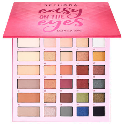 SEPHORA COLLECTION Easy on the Eyes Eyeshadow Palette