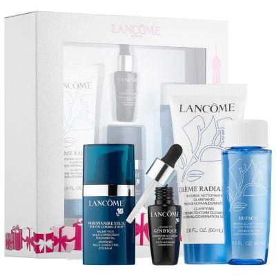 Lancôme Makeup Accessories: The Prep & Cleanse Set