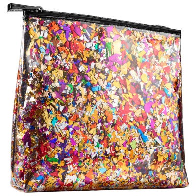 SEPHORA COLLECTION Let's Disco Confetti Clutch
