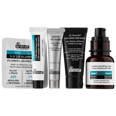 Dr. Brandt Skincare Look Fabulous Not Frozen Skin Perfecting Kit
