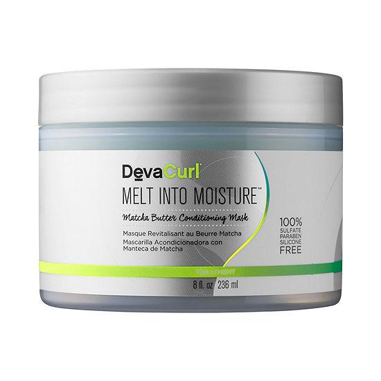 DevaCurl Melt into Moisture Matcha Butter Conditioning Mask