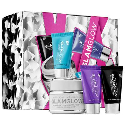 GLAMGLOW Let it Glow! SUPERMUD® Set