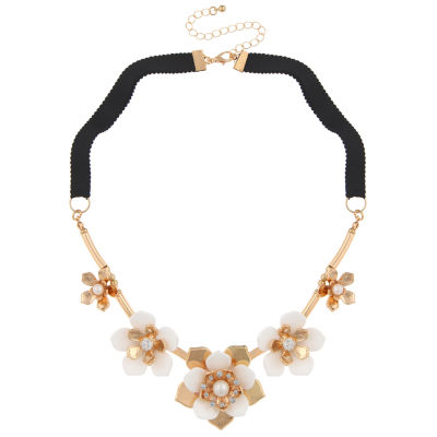 Bijoux Bar Bijoux Bar Womens Round Pendant Necklace