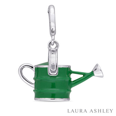 Laura Ashley Secret Garden Collection Sterling Silver Charm