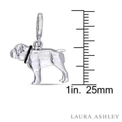 Laura Ashley Great Britain Collection Sterling Silver Charm