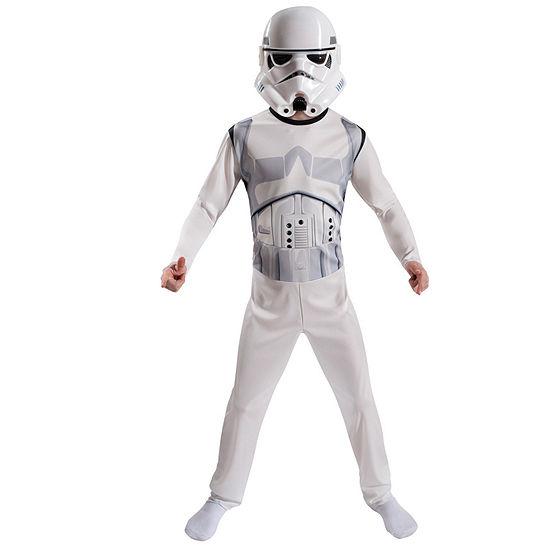 Boys Storm Trooper Costume