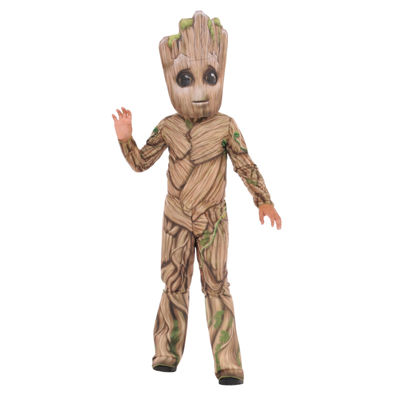 Guardians Of The Galaxy Boys Groot Dress-Up Set