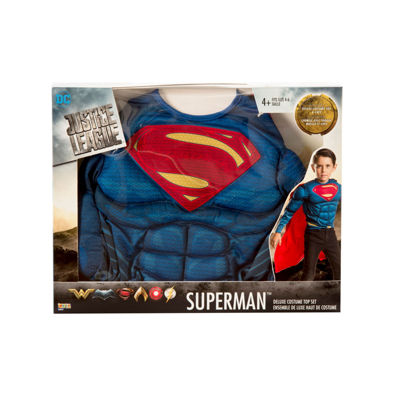Justice League: Superman Muscle Chest Shirt
