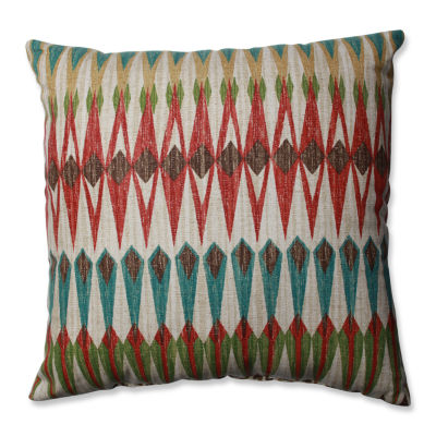 Pillow Perfect Acela Adobe Throw Pillow