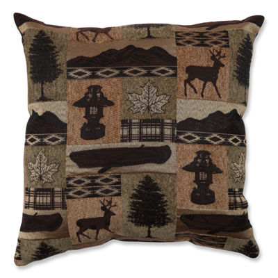 Pillow Perfect Evergreen Lodge 18-inch Throw Pillow
