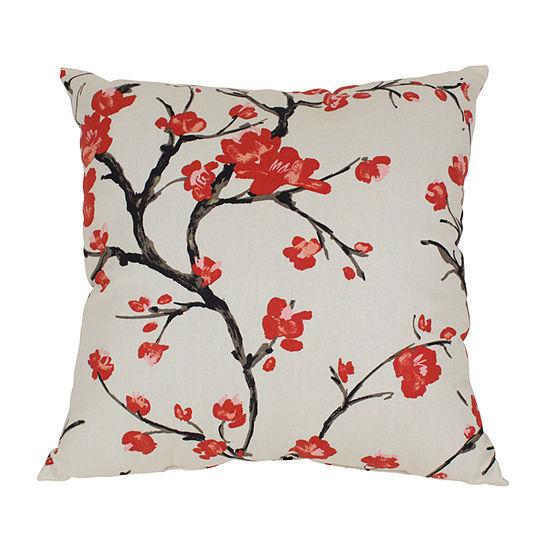 Pillow Perfect Flowering Branch Pillow
