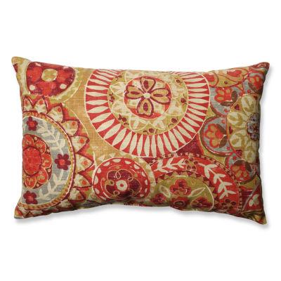 Pillow Perfect Indira Cardinal Pillow