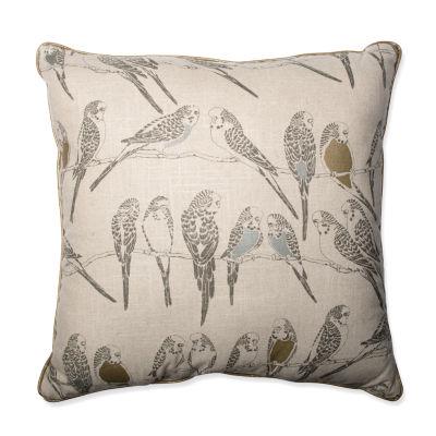 Pillow Perfect Medley Bronze Pillow