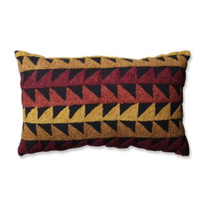 Pillow Perfect Samba Rectangular Throw Pillow
