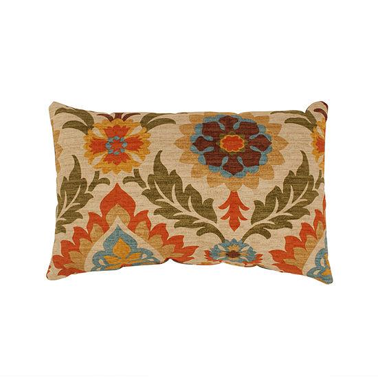 Pillow Perfect Santa Maria Throw Pillow