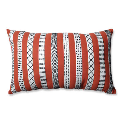Pillow Perfect Tribal Bands Rectangular Throw Pillow
